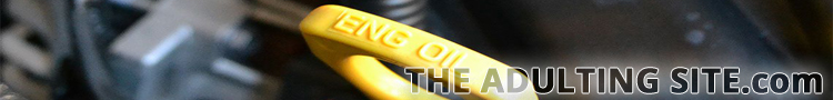 How to Check Your Oil #Adulting