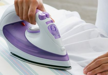 How to Iron Clothes #Adulting
