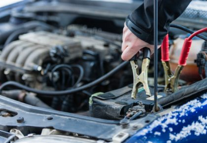 How to Jump Start a Car #Adulting