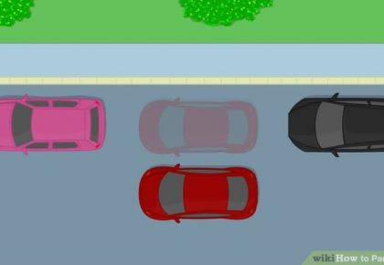 How to Parallel Parking #Adulting